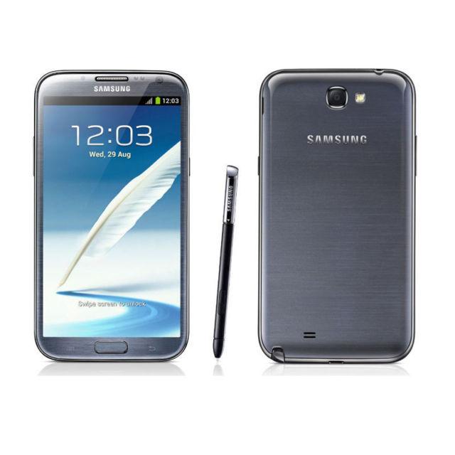 Samsung Galaxy Note 2 GT-N7105 16GB Titanium Grey