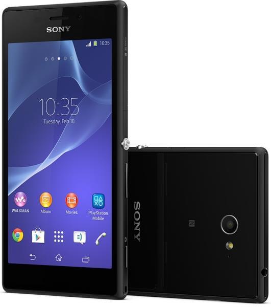 SONY Xperia M2 D2303 NFC Black