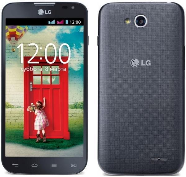 LG D-405n L90 NFC 8GB Black