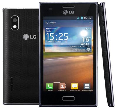 LG E-610 Optimus L5 Black Μεταχειρισμένο