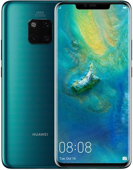 Huawei Mate 20 PRO (Dual Sim) LYA -L29  6/128GB EMERALD GREEN EU