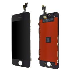 ΟΘΟΝΗ IPHONE 5S LCD Display & Touchscreen Full Set ΥΨΗΛΗΣ ΠΟΙΟΤΗΤΑΣ Black (4054753216566)