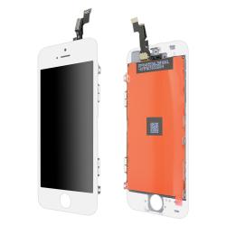 ΟΘΟΝΗ IPHONE 5S LCD Display & Full Set White High Quality (4054753216573)