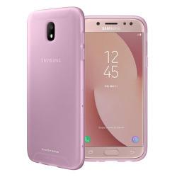 Θήκη Samsung J530F Galaxy J5 2017 Jelly Cover Pink Original EF-AJ530TPEGWW