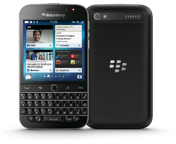 BLACKBERRY Q20 Classic SQC100-1 (QWERTY)  16GB 4G BLACK EU