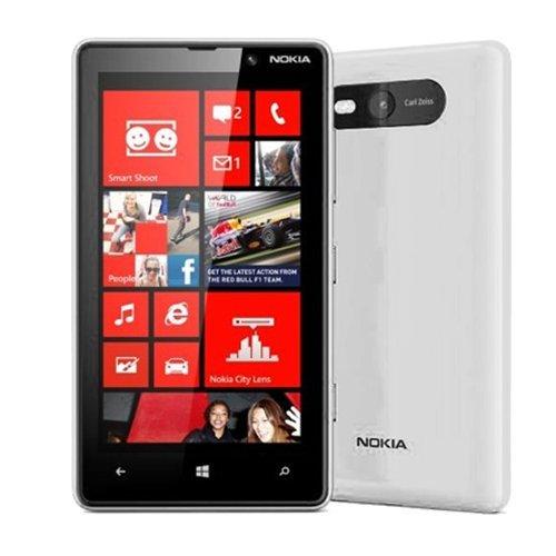 NOKIA Lumia 820.1 White EU