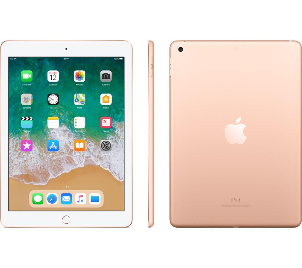 """Apple Tablet iPad 9.7"""" 32GB GOLD (MRJN2) (2018)"""