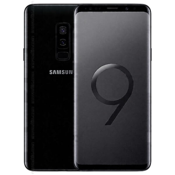 SAMSUNG Galaxy G965F S9+ 64GB ROM / 6GB RAM (Single Sim) MIDNIGHT BLACK