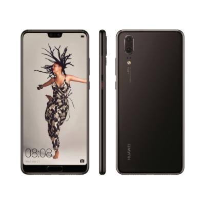 HUAWEI P20 4G 128GB DUAl-SIM BLACK EU