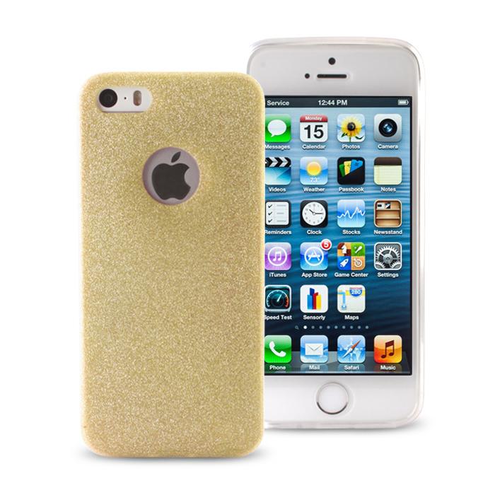 ΘΗΚΗ Ultra Glitter for iPhone 6/6S gold