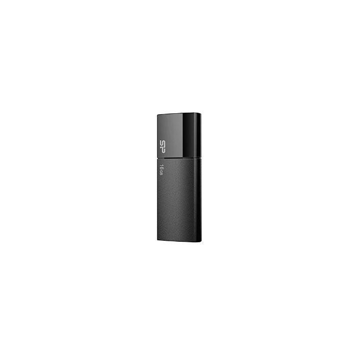 Silicon Power pendrive U05 USB 2.0 16GB black