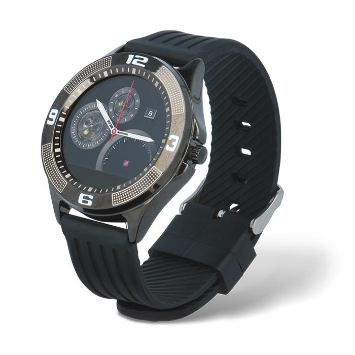 Smart watch SW-100 black (5900495468871)