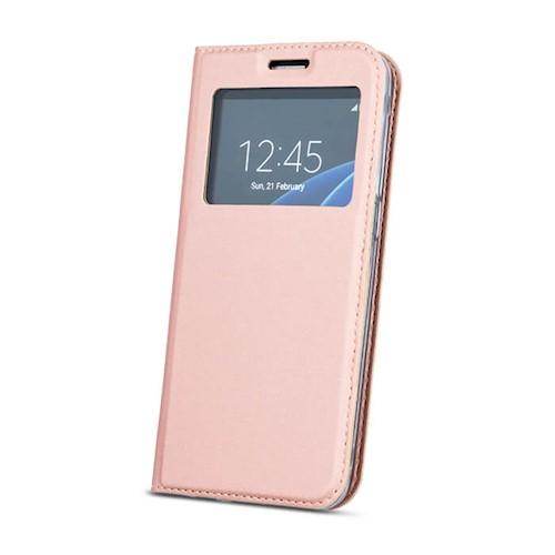 ΘΗΚΗ Smart Look for iPhone 7 Plus rose gold / iPhone 8 Plus