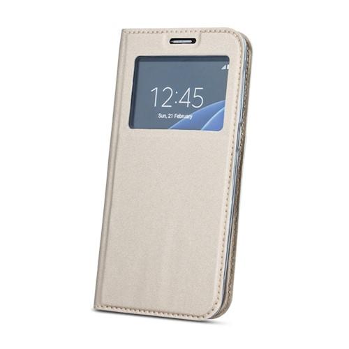 ΘΗΚΗ Smart Loo for Samsung A8 2018 A530 gold