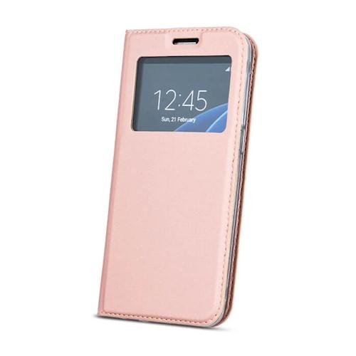 θΗΚΗ Smart Look for Samsung A8 2018 A530 pink