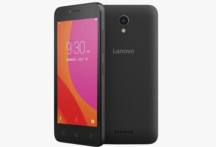 LENOVO A2016a40 Vibe B 8GB (Dual Sim) Black EU