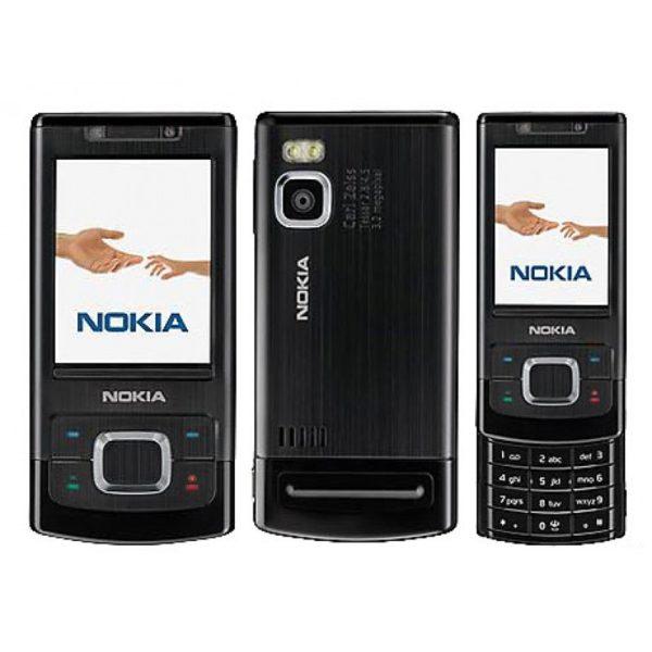 NOKIA 6500 Slide Black Μεταχειρισμένο