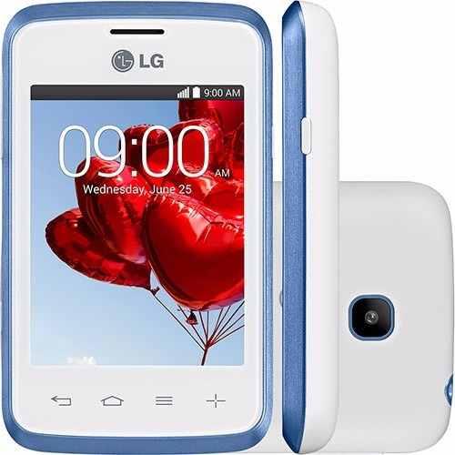 LG D-100 L20 White Silver EU