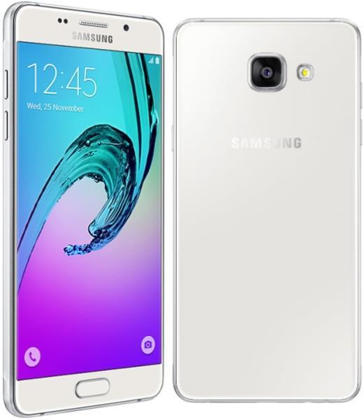 SAMSUNG A-510F Galaxy A5 (2016) 16GB White EU