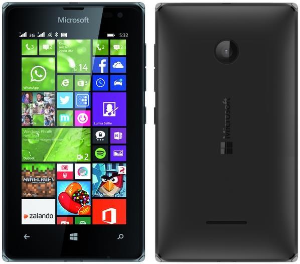 MICROSOFT Lumia 532 (Dual Sim) Black EU