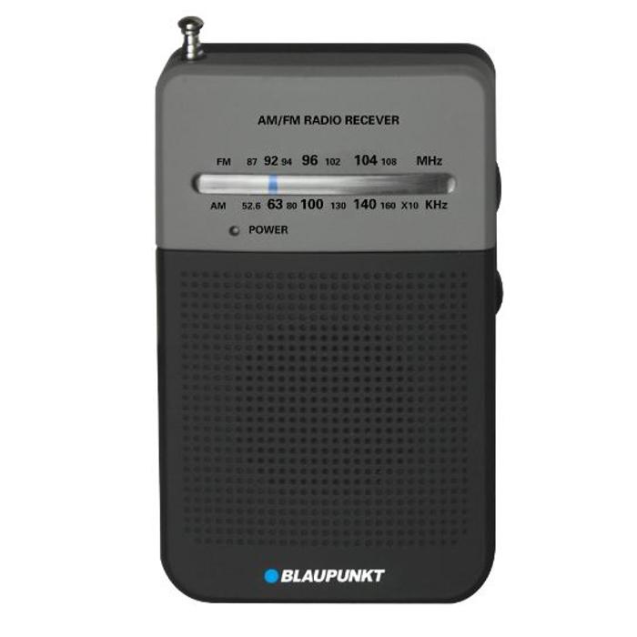 BLAUPUNKT ΦΟΡΗΤΟ ΡΑΔΙΟΦΩΝΟ PR3BK AM/FM
