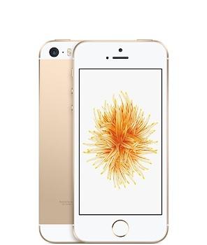 APPLE iPhone SE (32GB) Gold Με αγγλικό φορτιστή