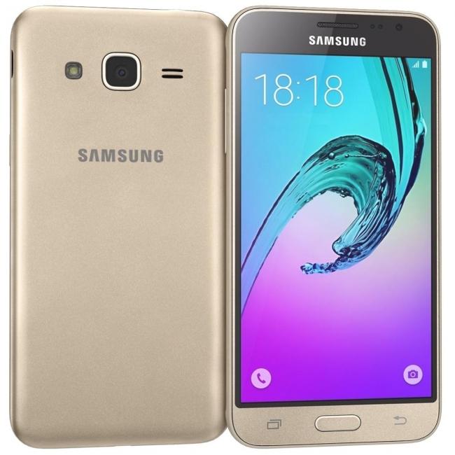 SAMSUNG J-320F Galaxy J3 2016 8GB/1.5GB GOLD (Dual Sim)