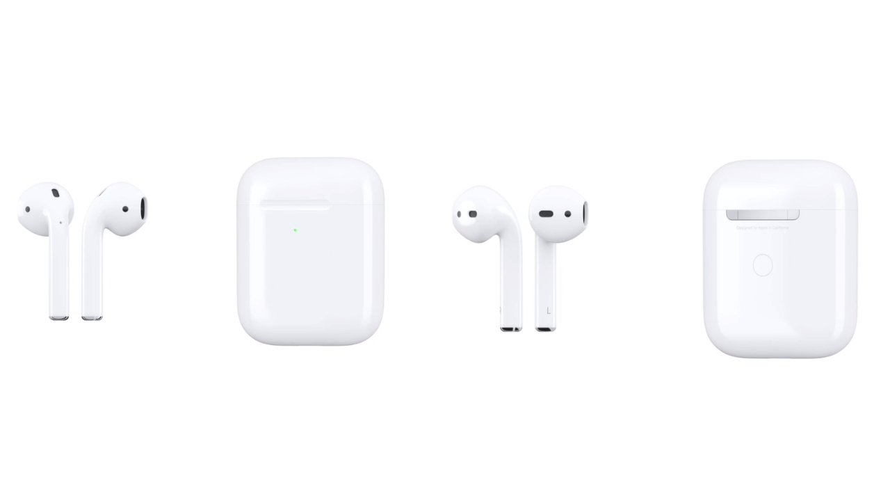 AIRPODS WITH CHARGING CASE MMEF2ZM/A