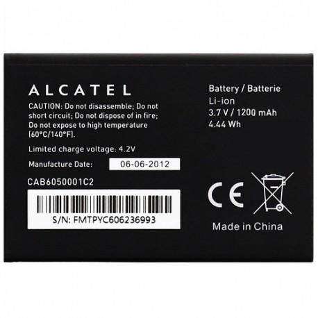 ΜΠΑΤΑΡΙΑ ALCATEL CAB6050001C2 Original Bulk