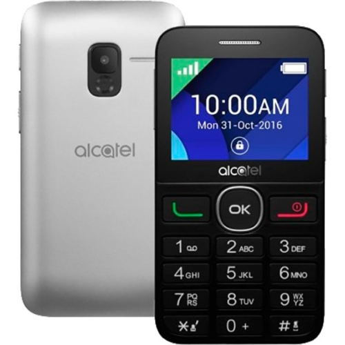 ALCATEL One Touch 2008G Metal Silver