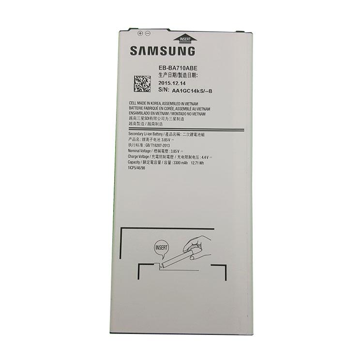 ΜΠΑΤΑΡΙΑ SAMSUNG EB-BA710ABE A710F Galaxy A7 2016 Li-Ion 3300mAh Original Bulk
