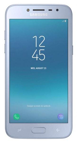Samsung Galaxy J2 SM-J250 Dual Sim BLUE SILVER (2018) (16GB) TIM