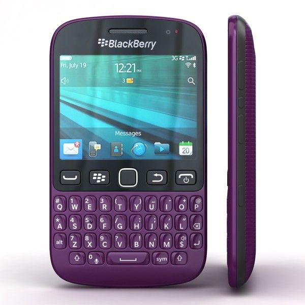 BLACKBERRY Samoa 9720 (QWERTY) Purple EU