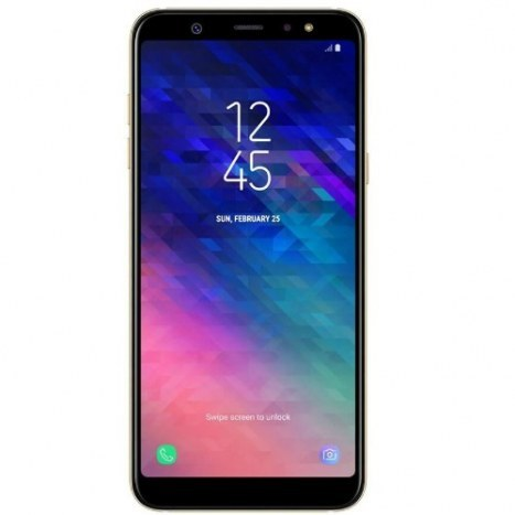 Samsung Galaxy A6+ A605FN (Dual Sim) 3GB RAM 32GB ROM BLACK