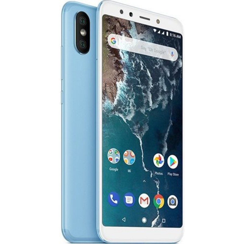 Xiaomi Mi A2 Dual Sim 64GB 4GB RAM Blue EU