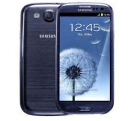 SAMSUNG i-9300 Galaxy SIII 16GB Sapphire Black EU