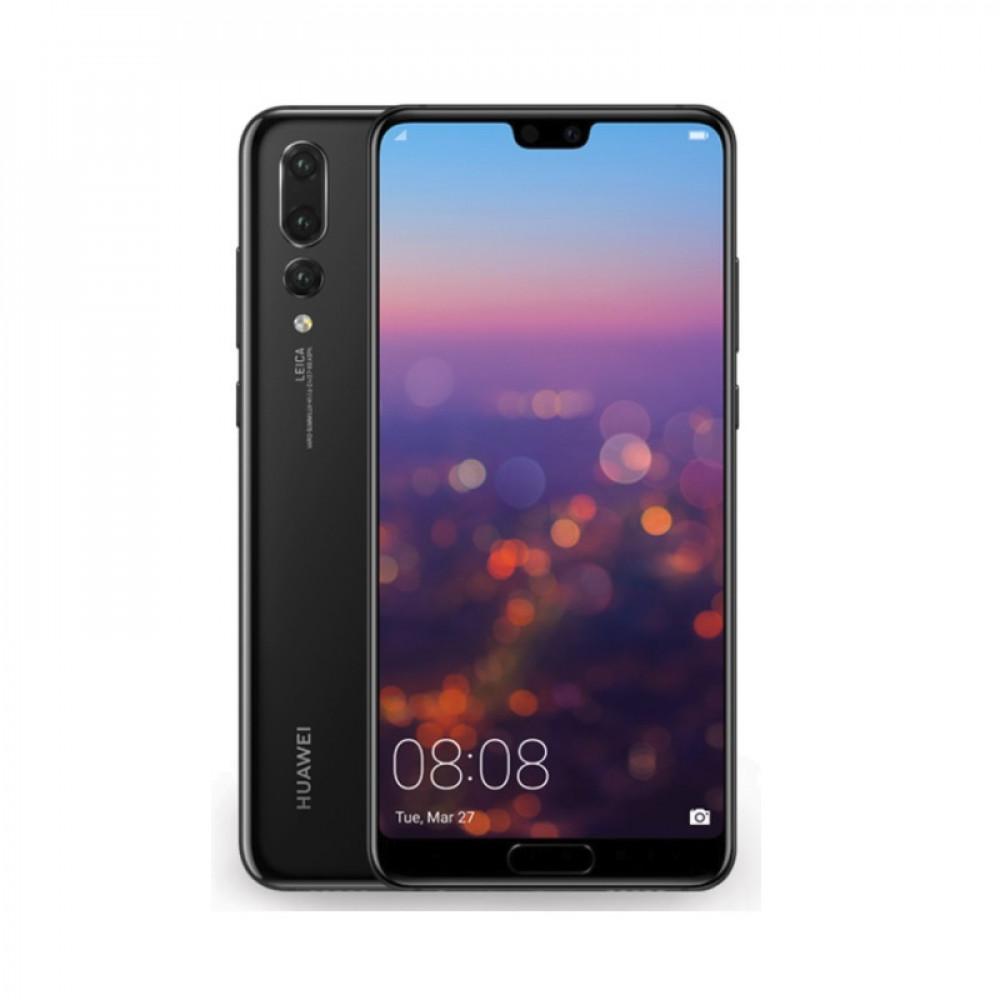 HUAWEI P20 PRO CLT-L09 128GB (Single Sim) BLACK (VODAFONE)