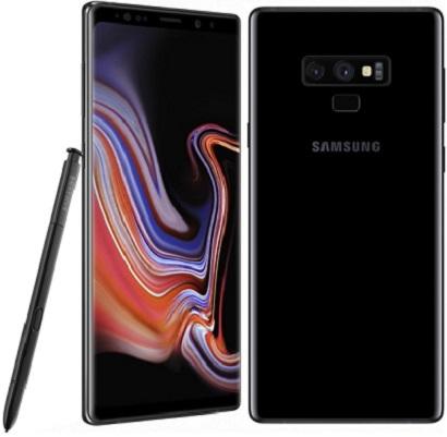Samsung N960F/DS Galaxy Note 9 8GB/512GB (Dual Sim) Midnight Black EU