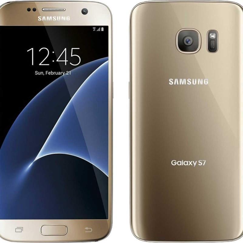 Samsung Galaxy S7 Edge G935F 32GB Gold Platinum EU