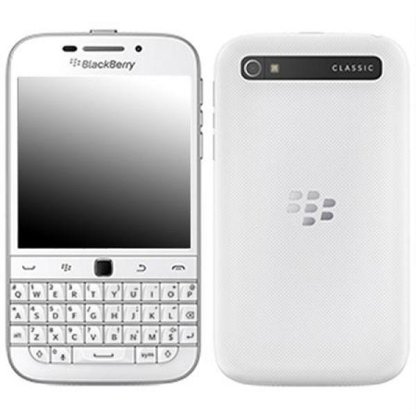 BLACKBERRY Q20 Classic (QWERTY)  16GB 4G White EU