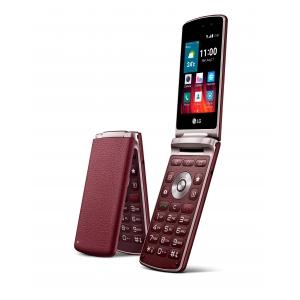 LG H-410 WINE SMART Black Red EU