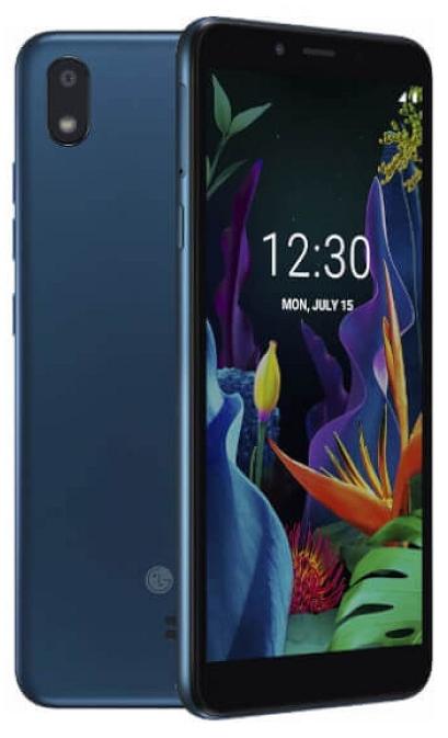 LG K20 2019 LMX120EMW 16GB RAM/1GB ROM DUAL SIM BLUE EU