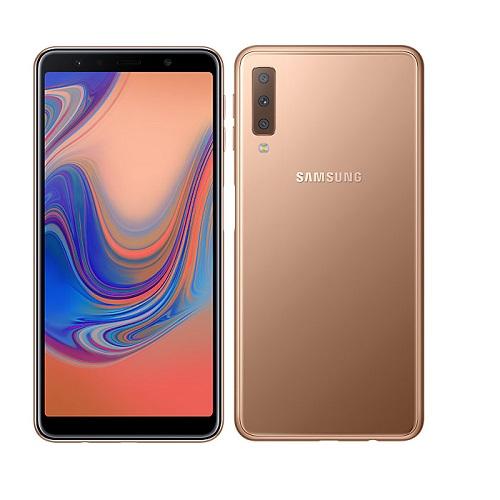 Samsung Galaxy A750F A7 Dual Sim Gold (64GB) EU