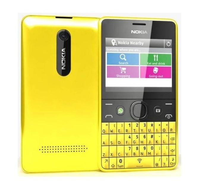 NOKIA Asha 210 Yellow EU