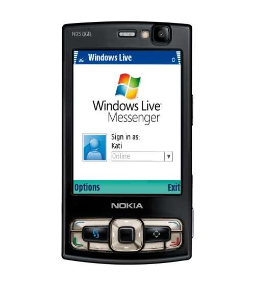 NOKIA N95 8GB Black EU