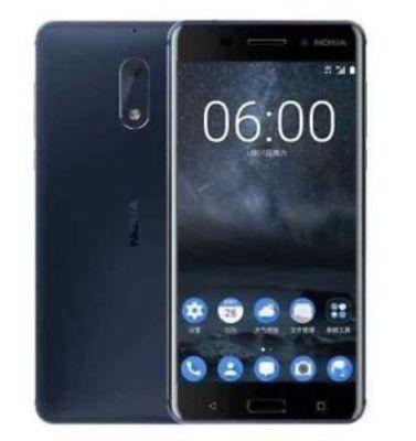 NOKIA 6 4G 32GB DUAL-SIM TEMPERED BLUE EU