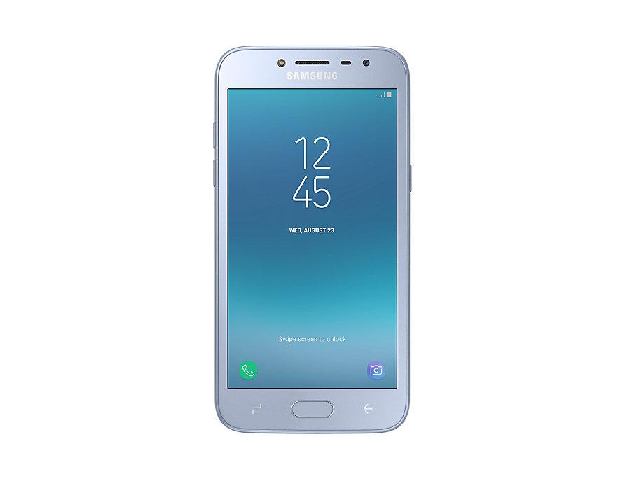 Samsung Galaxy J2 SM-J250 Dual Sim BLUE SILVER (2018) (16GB) EU