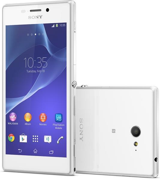 SONY Xperia M2 D2303 NFC White