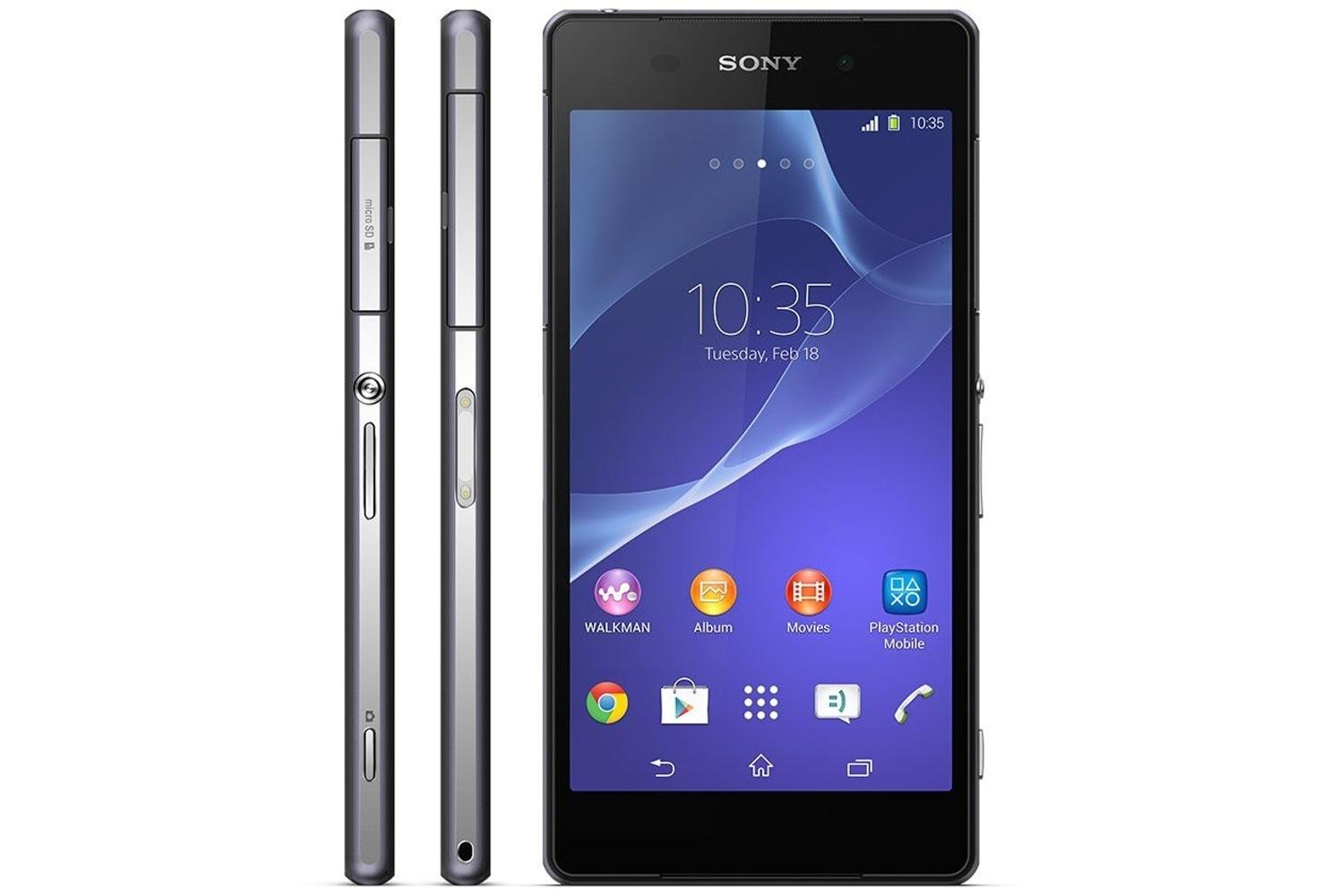 SONY Xperia Z3 D6603 16GB Black
