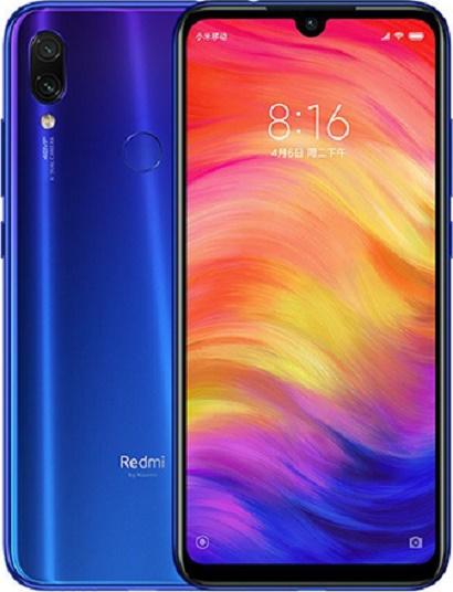 XIAOMI Redmi NOTE 7 128GB/4GB (Dual Sim) NEPTURE BLUE EU